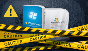 Fin de Windows 7 et Windows Server 2008